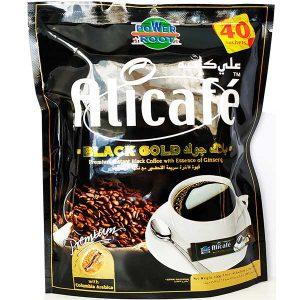 قهوه فوری بلک گلد علی کافه - ایبو کالا