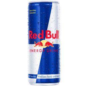 نوشابه انرژی زا ردبول Red Bull حجم 250 میلی لیتر - ایبو کالا