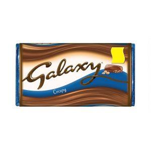 شکلات گلکسی Galaxy کارامل و نمک -ایبو کالا