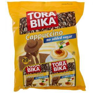 کاپوچینو رژیمی تورابیکا Torabika بدون شکر بسته 20 عددی -ایبو کالا