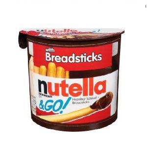 شکلات صبحانه Nutella Go وزن 52 گرم -ایبو کالا