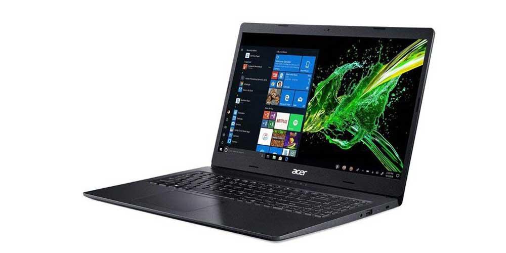 لپ تاپ ایسر مدل Acer Aspire A315-57G-301V-A i3 1005G1-8GB-1TB+128SSD -ایبو کالا