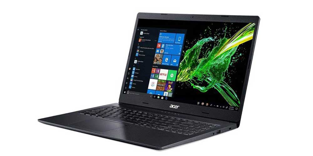 لپ تاپ ایسر مدل Acer Aspire A315-57G-301V-G i3 1005G1-8GB-1TB -ایبو کالا