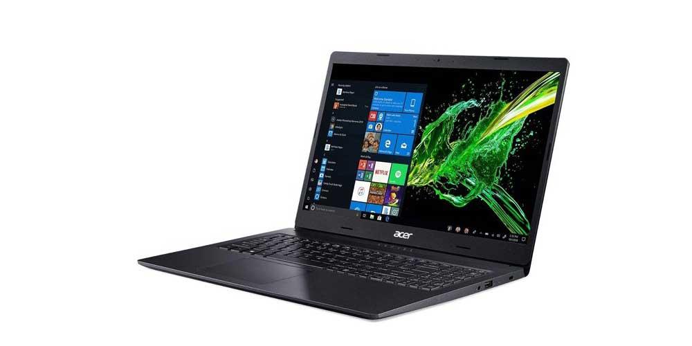 لپ تاپ ایسر مدل Acer Aspire3 A315-42-R42H-A Ryzen7 3700U -8GB-1TB -ایبو کالا