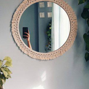 مکرومه-بافی-آینه-تافته-بزرگ-۲-ایبوکالا.