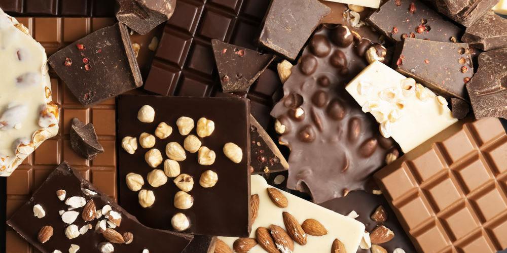 شکلات تخته ای -ایبو کالا