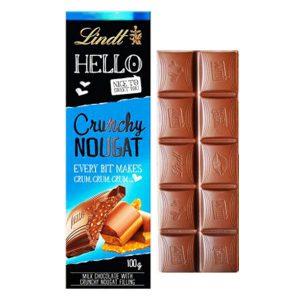شکلات لینت مدل HELLO کرانچی نوقات -ایبو کالا