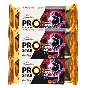 شکلات پرو استار انرژی بار 20 درصد همراه با پروتئین 45 گرمی - ایبو کالا