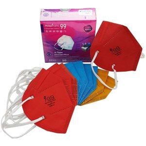 ماسک تنفسی i99 رسپی ریما بسته 100 عددی -ایبو کالا