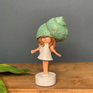 مجسمه دختران صدفی -ایبو کالا