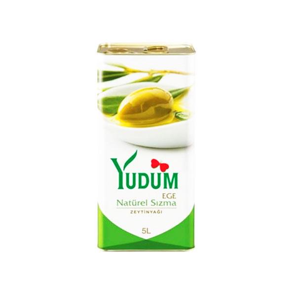 روغن زیتون یودوم Yudum تولید ترکیه 5 لیتر - ایبو کالا.jpg