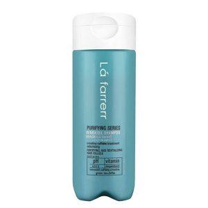 شامپو ضد ریزش ماینوکسی لافارر مخصوص موهای چرب 150 میلی لیتر -ایبو کالا