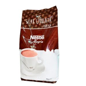 شکلات داغ آلگریا نستله Nestle یک کیلوگرم - ایبو کالا