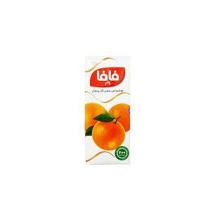آبمیوه پرتقال فافا 200 میلی لیتری - ایبو کالا