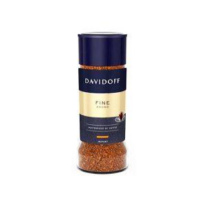 قهوه فوری دیویدف مدل فاین آروما 100 گرم- ایبو کالا