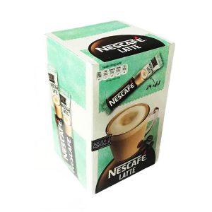 قهوه فوری لاته نسکافه بسته 24 عددی - ایبو کالا.jpg