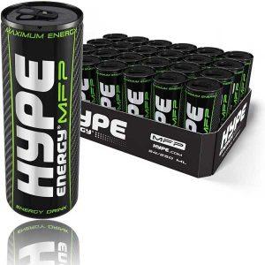 نوشابه انرژی زا ام اف پی هایپ Hype خارجی حجم 250 میلی لیتر - ایبو کالا