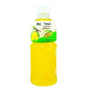 نوشیدنی موگو موگو اصل با طعم انبه حجم 320 میلی لیتر -ایبو کالا