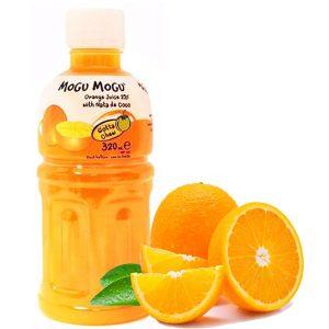 نوشیدنی موگو موگو اصل با طعم پرتقال - ایبو کالا
