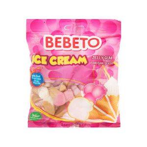 پاستیل بستنی ببتو 80 گرمی - ایبو کالا